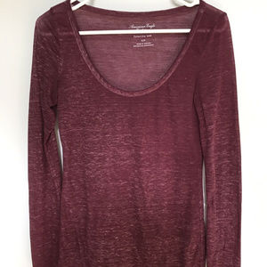 Ladies American Eagle Outfitters L/S T-shirt